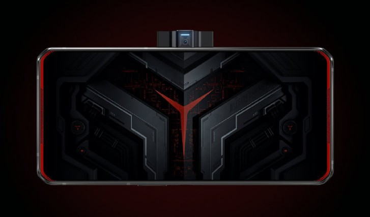 Lenovo's First Gaming Phone Appears in an Ad Showing Off its Live Stream Feature