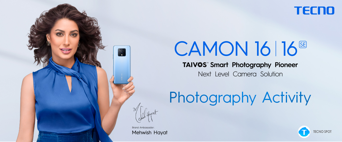 TENCO BRINGS CAMON 16 PHOTOGRAPHY CONTEST FOR ITS FANS