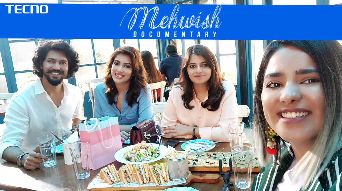 TECNO Camon 16 documentary starring Mehwish Hayat greatly appreciated by the audience