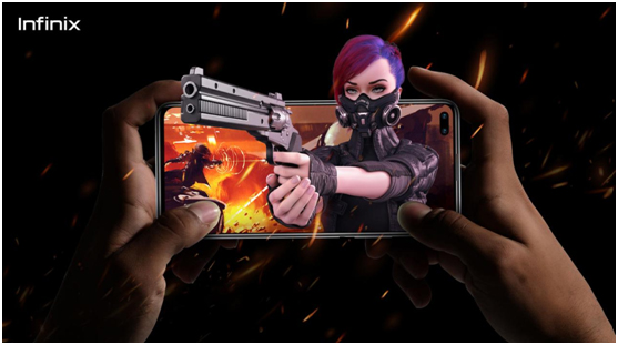 Infinix Dar-linkAI Optimization Engine Released A Flagship Gaming Experience at Your Fingertips