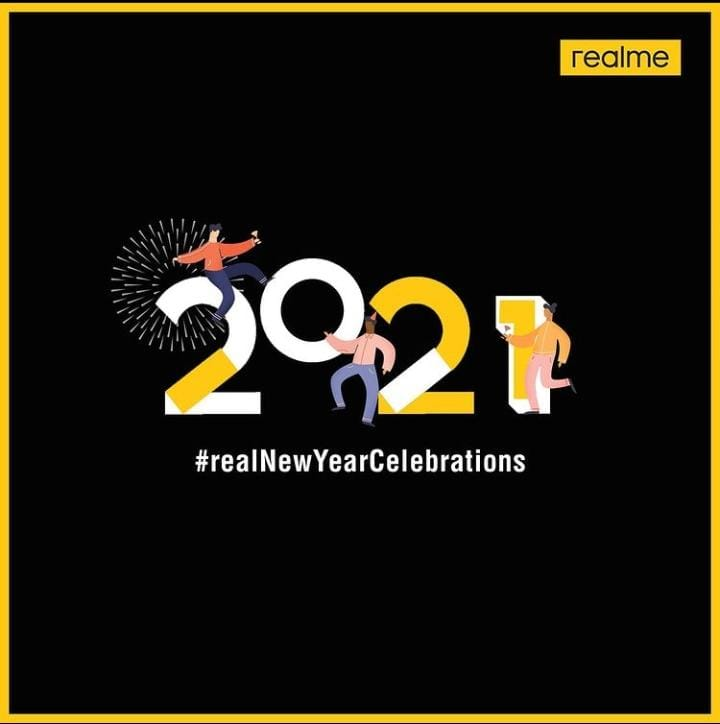 The successful launches of realme smartphones & AIoT created a strong association with the trendy youth in year 2020