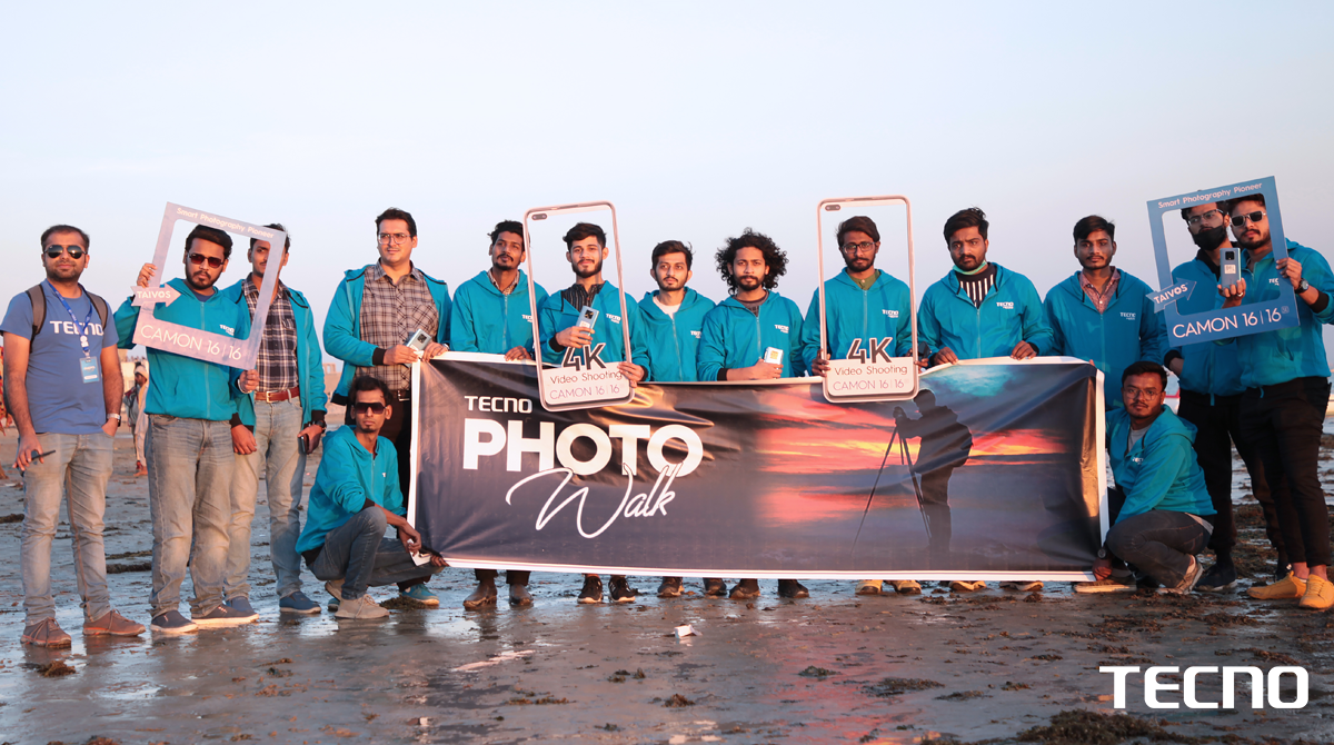 TECNO explores the heritage of the city of lights, Karachi, through #TECNOPhotoWalk