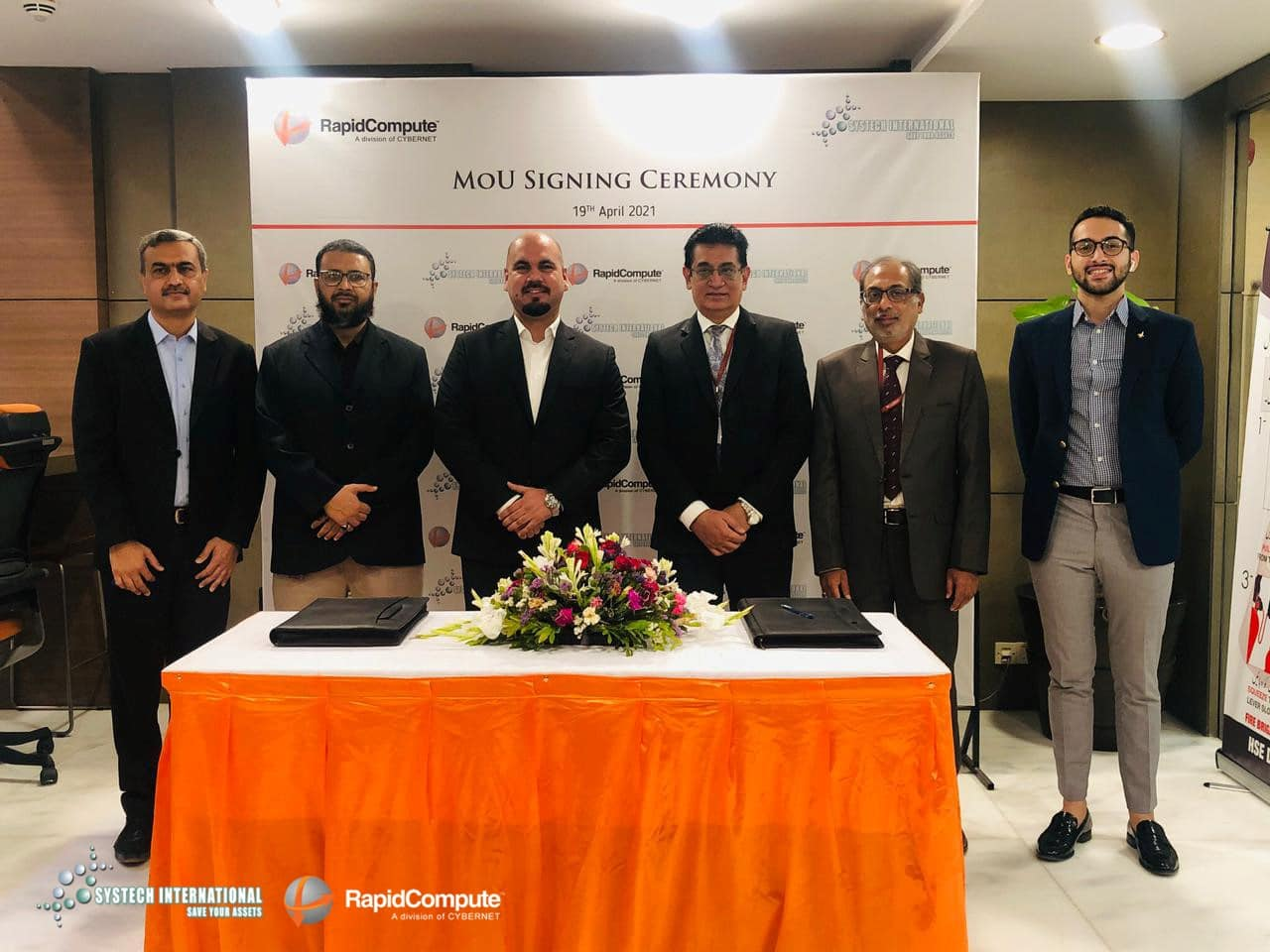 RapidCompute and SysTech Join Hands to Promote Cloud Asset Management Solutions