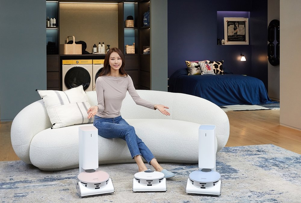 Samsung Launches Jet Bot AI Robot Vacuum Cleaner