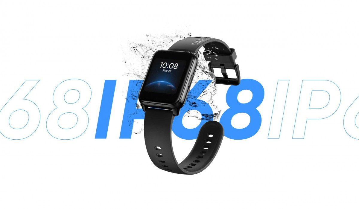 Affordable Realme Watch 2 Launched With Bigger Battery and More Features