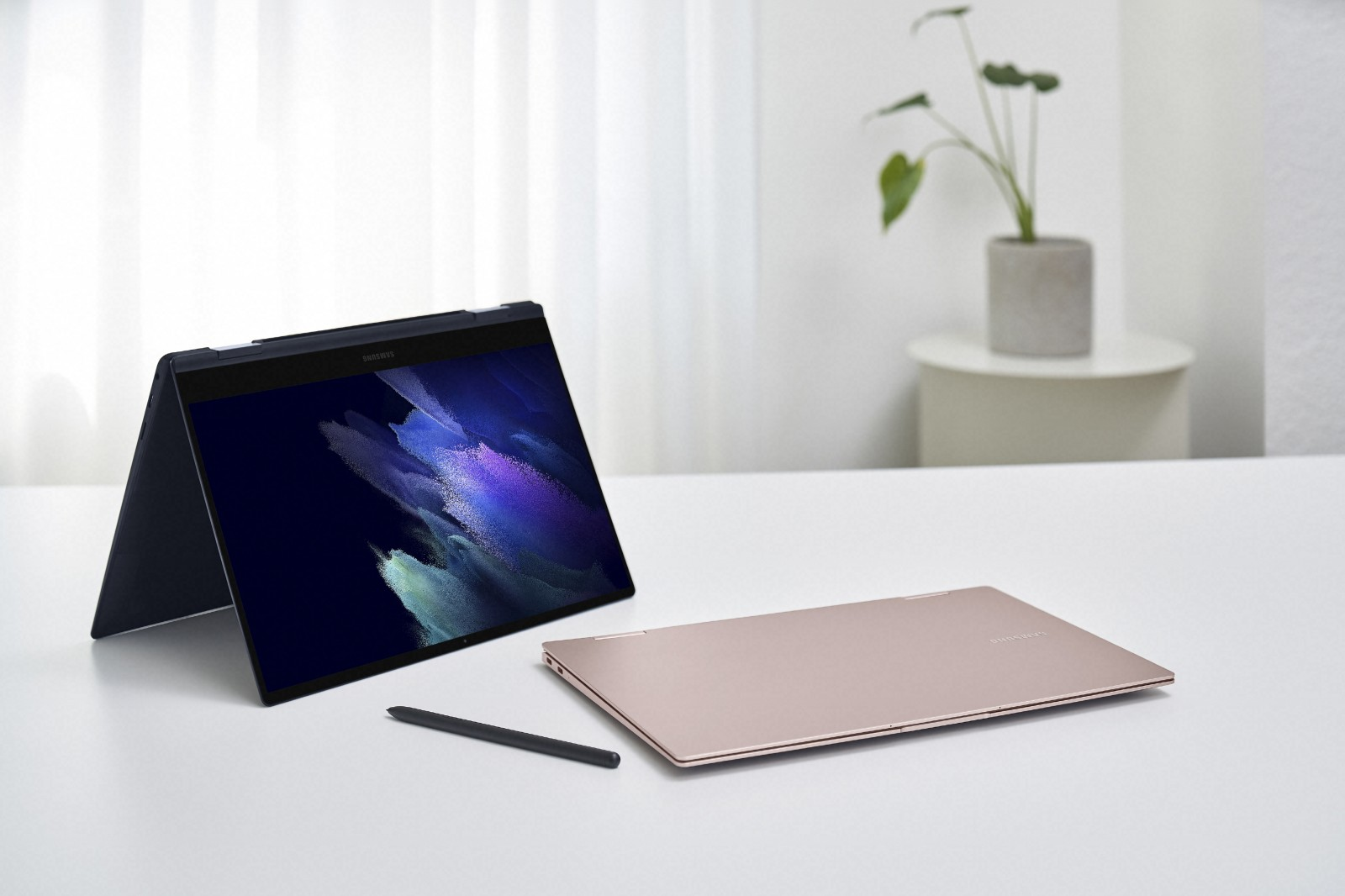Samsung Unveils 4 New Galaxy Book Laptops Starting From €680