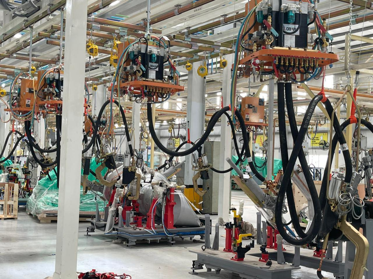 MG's Lahore-based Assembly Plant is Almost Ready