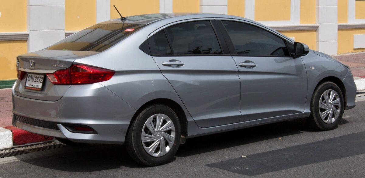Here's When You Can Buy The New Honda City in Pakistan