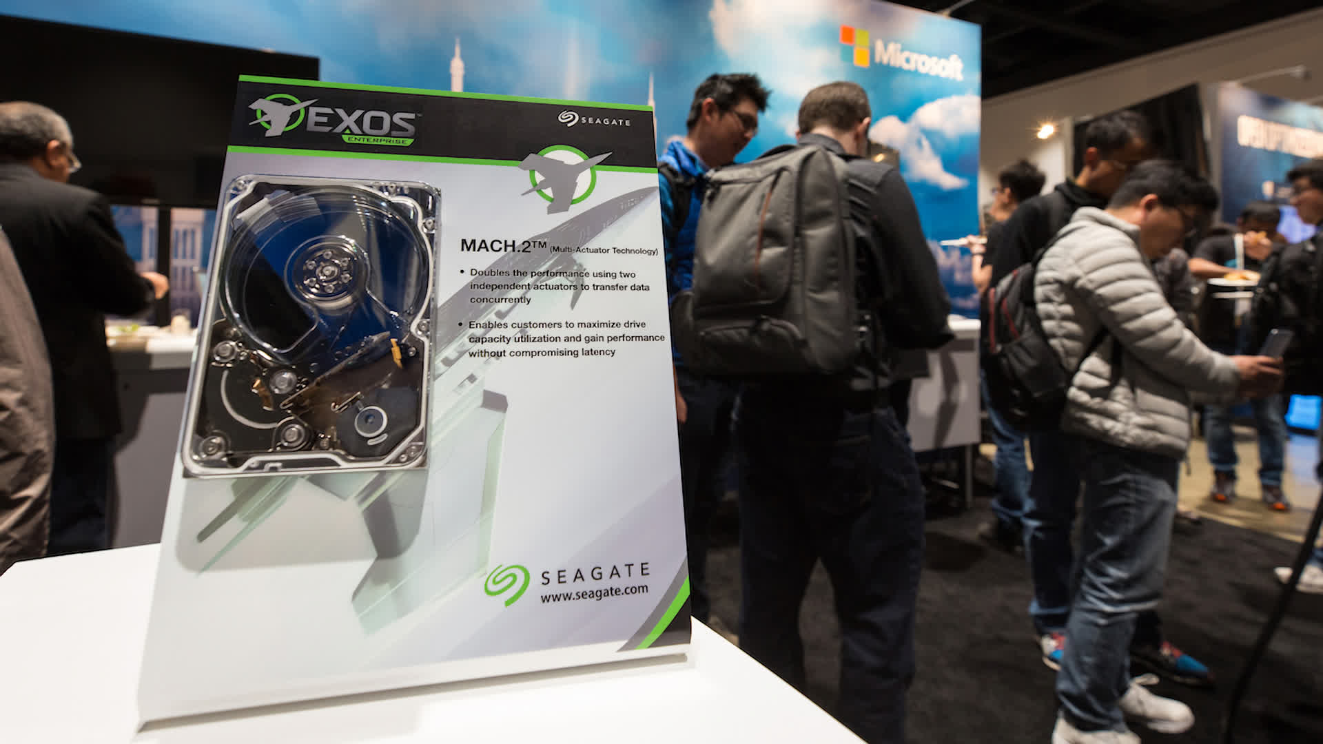 Seagate Unveils the World's Fastest Hard Disk Drive