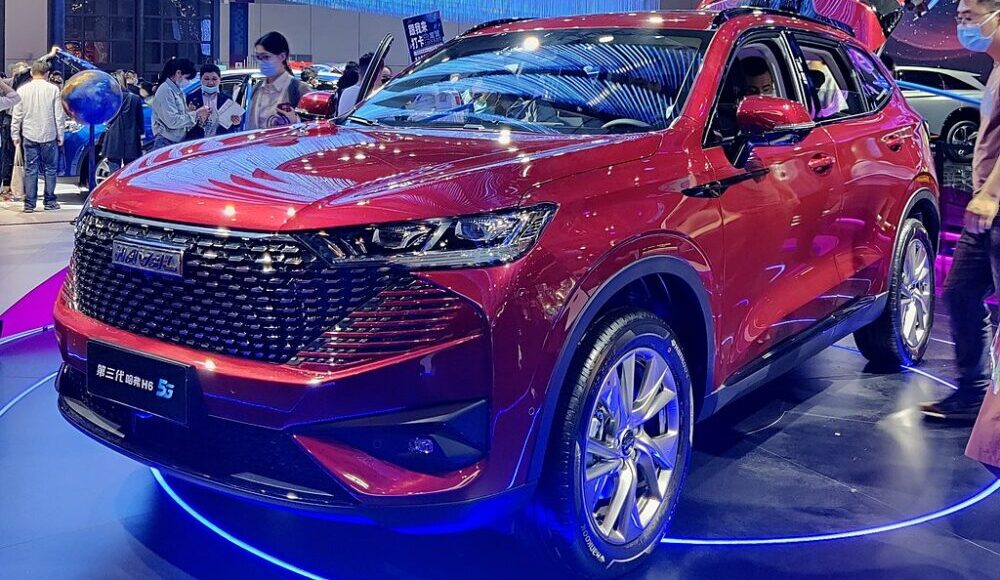 HAVAL H6 SUV Comes to Pakistan