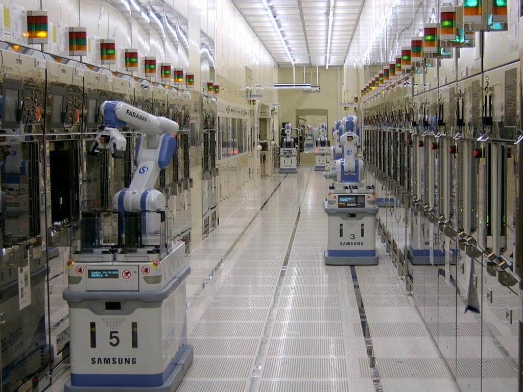 Samsung to Build a New Chip Plant in The US