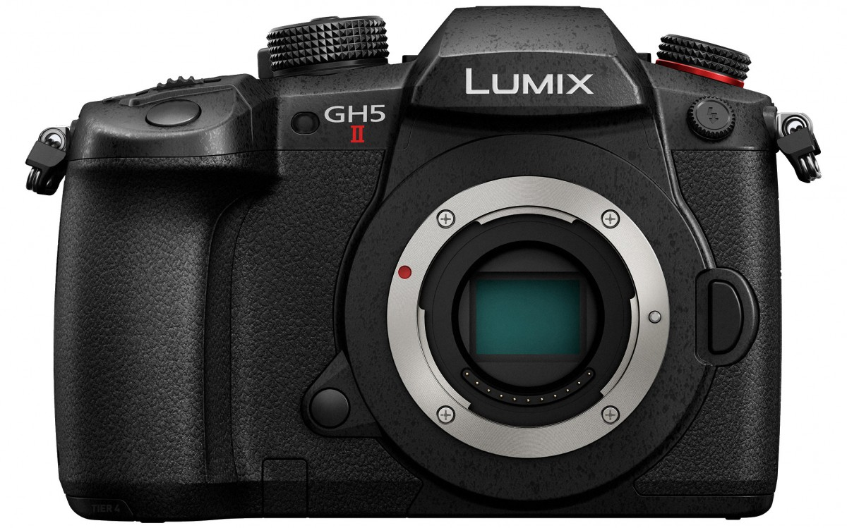 Panasonic Launches The More Affordable Lumix GH5 II Camera