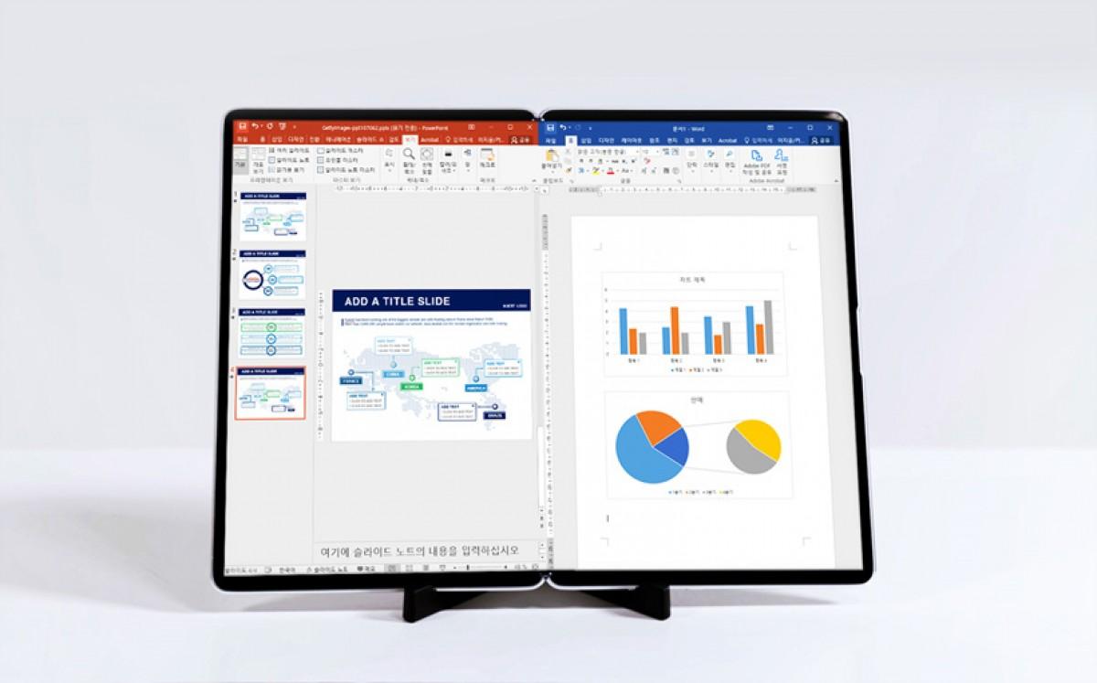Samsung Showcases Several Foldable Displays Ahead of SID 2021