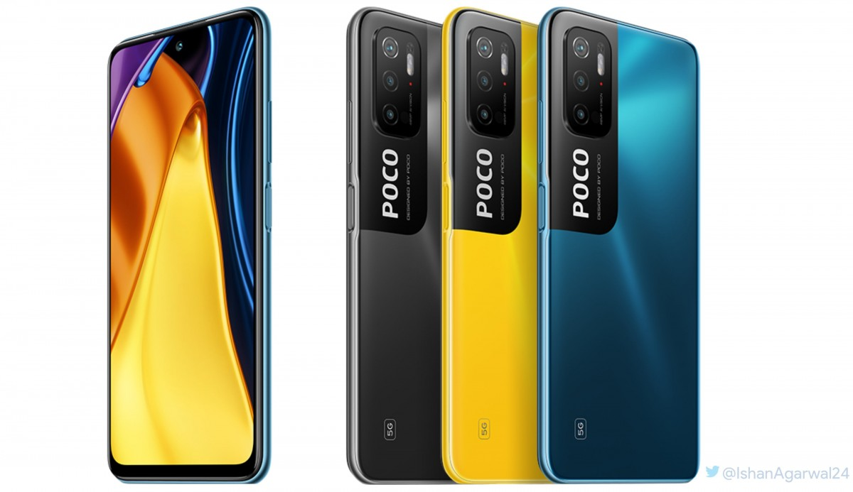 Here's Your First Look at Poco M3 Pro 5G