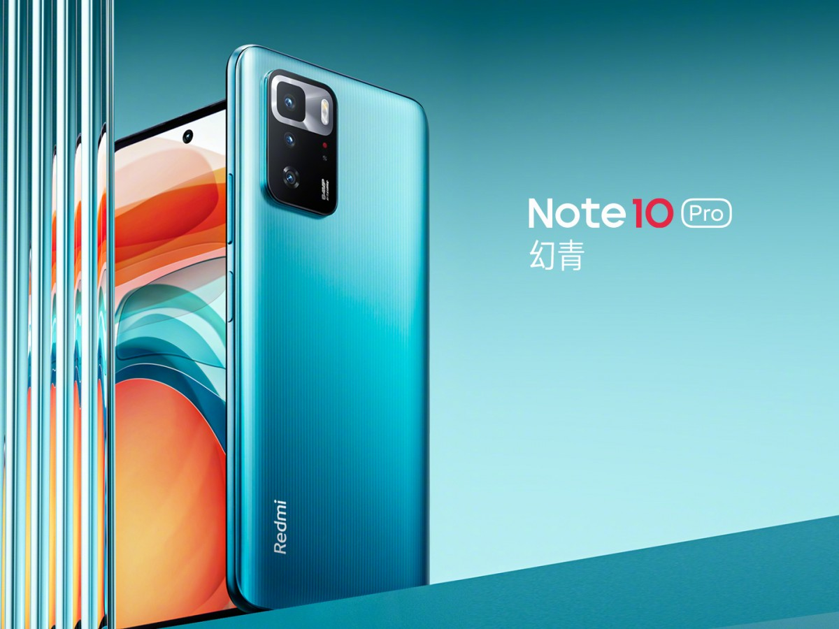 Redmi Note 10 Pro 5G Launched with Downgraded Specs