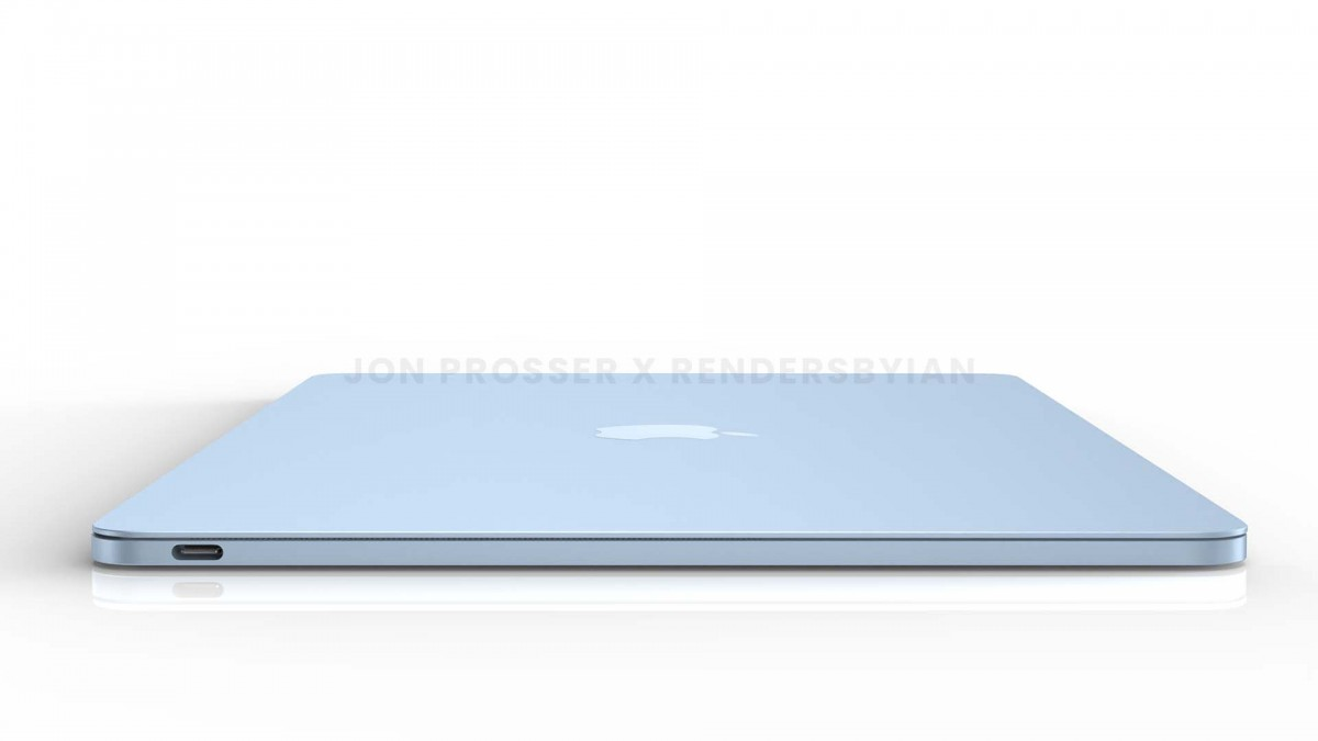 New MacBook Renders Reveal Updated Design