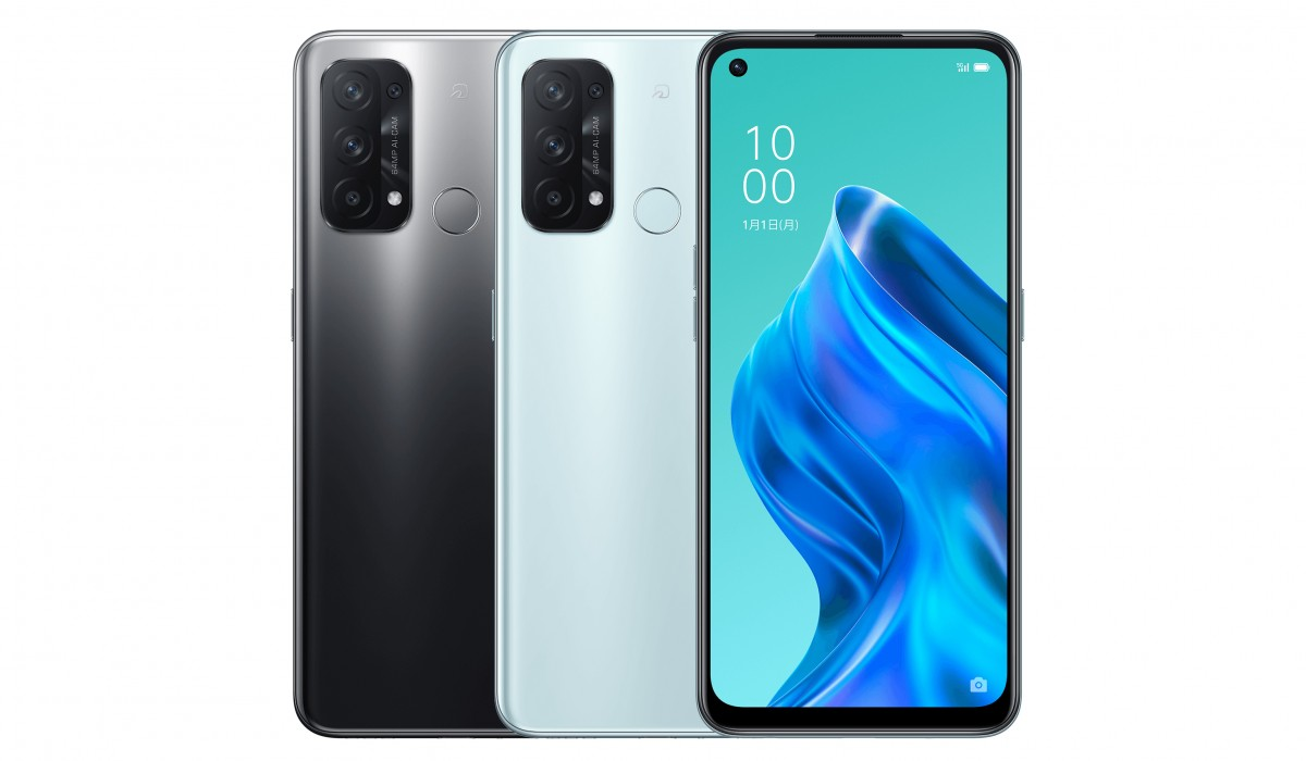 Oppo Reno 5 A Launched With 90HZ Screen and Quad Cameras