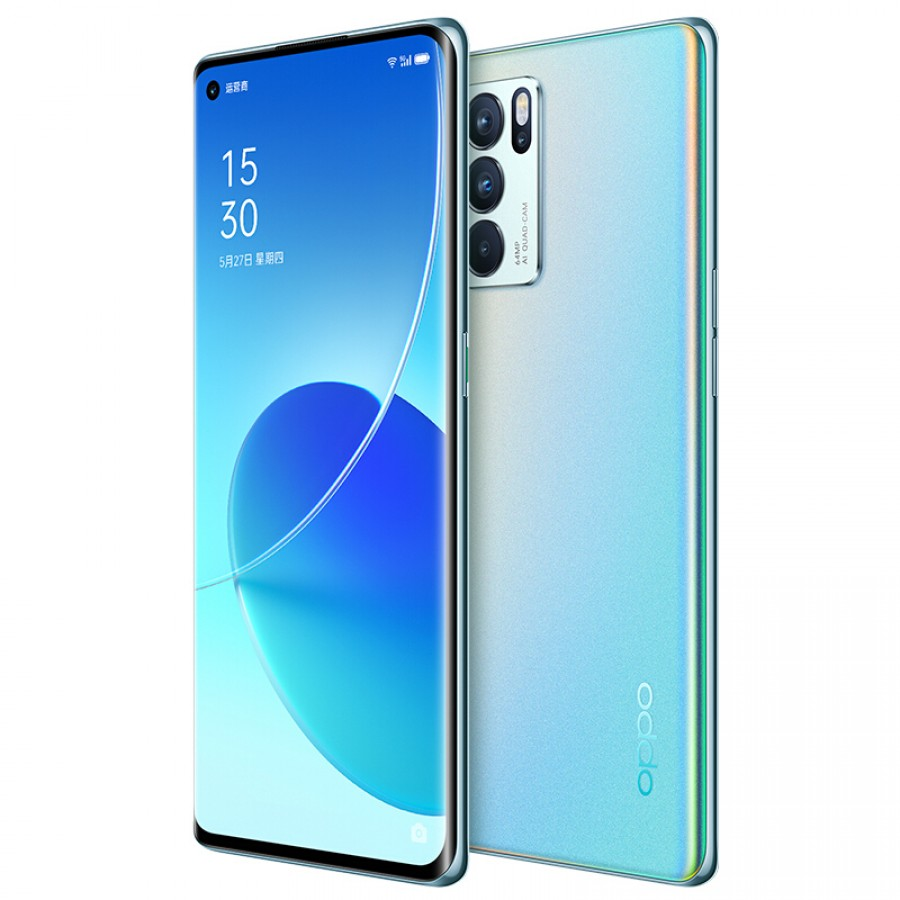 Oppo Reno 6 Series Launched With AMOLED Displays and Upgraded Cameras