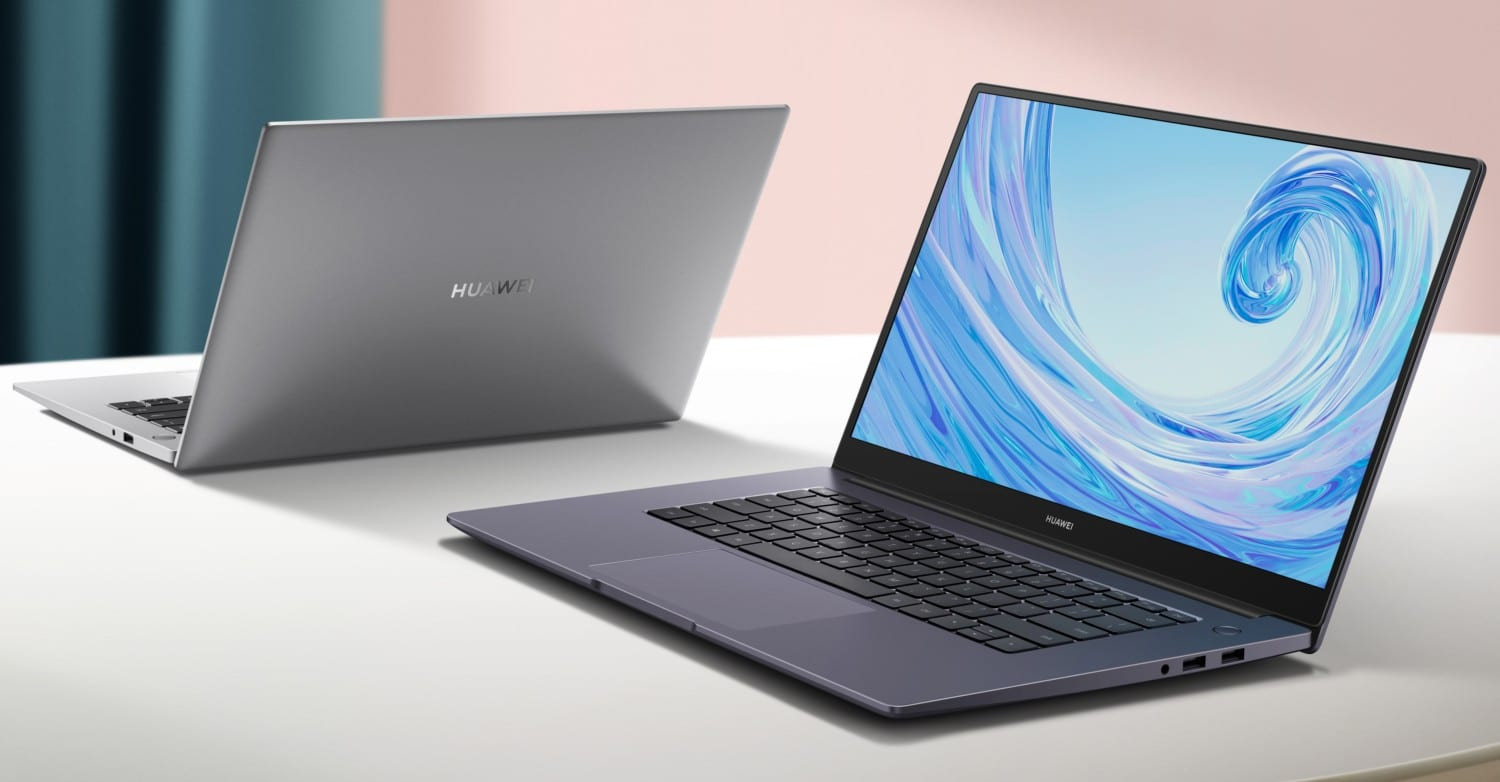 Huawei Announces Affordable Matebook D14 & D15 With Ryzen 5000 CPUs