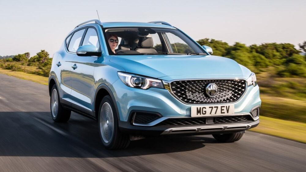 MG to Launch First Ever Pakistan-Made Electric Cars Very Soon