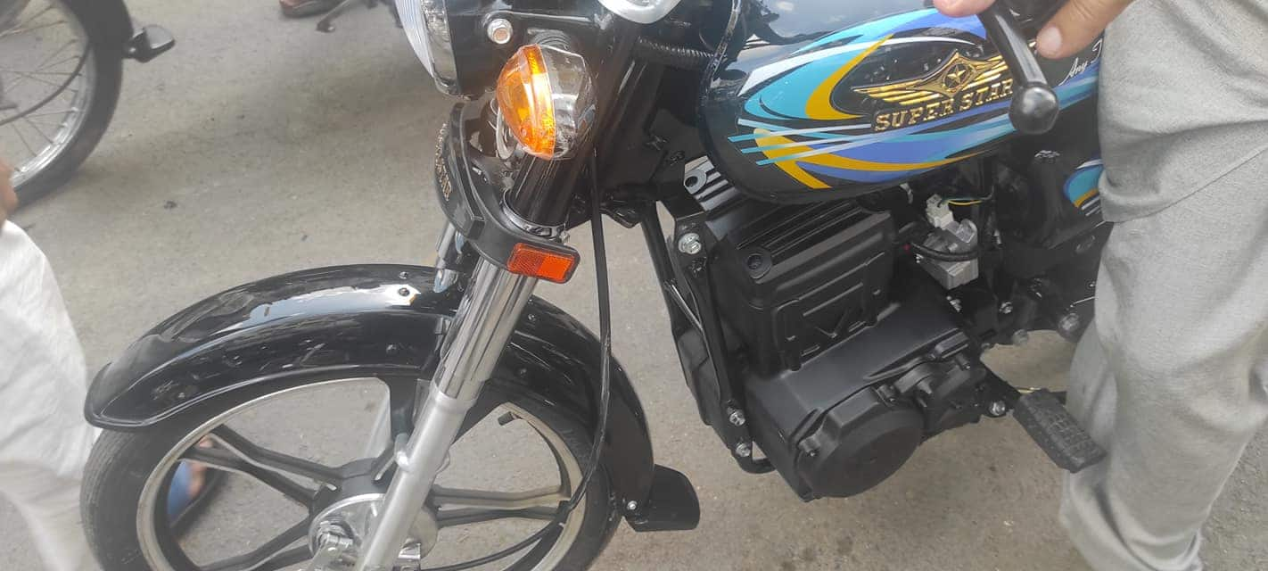 Super Star Set to Launch an All-Electric Motorcycle in Pakistan