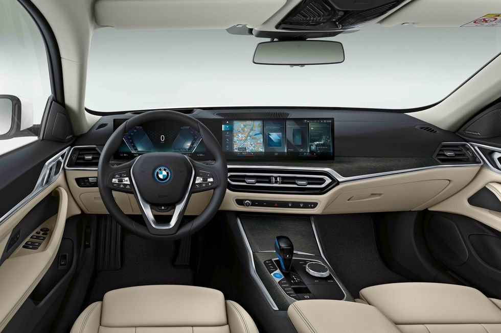 BMW Reveals Production-Ready iX and i4 Electric Cars