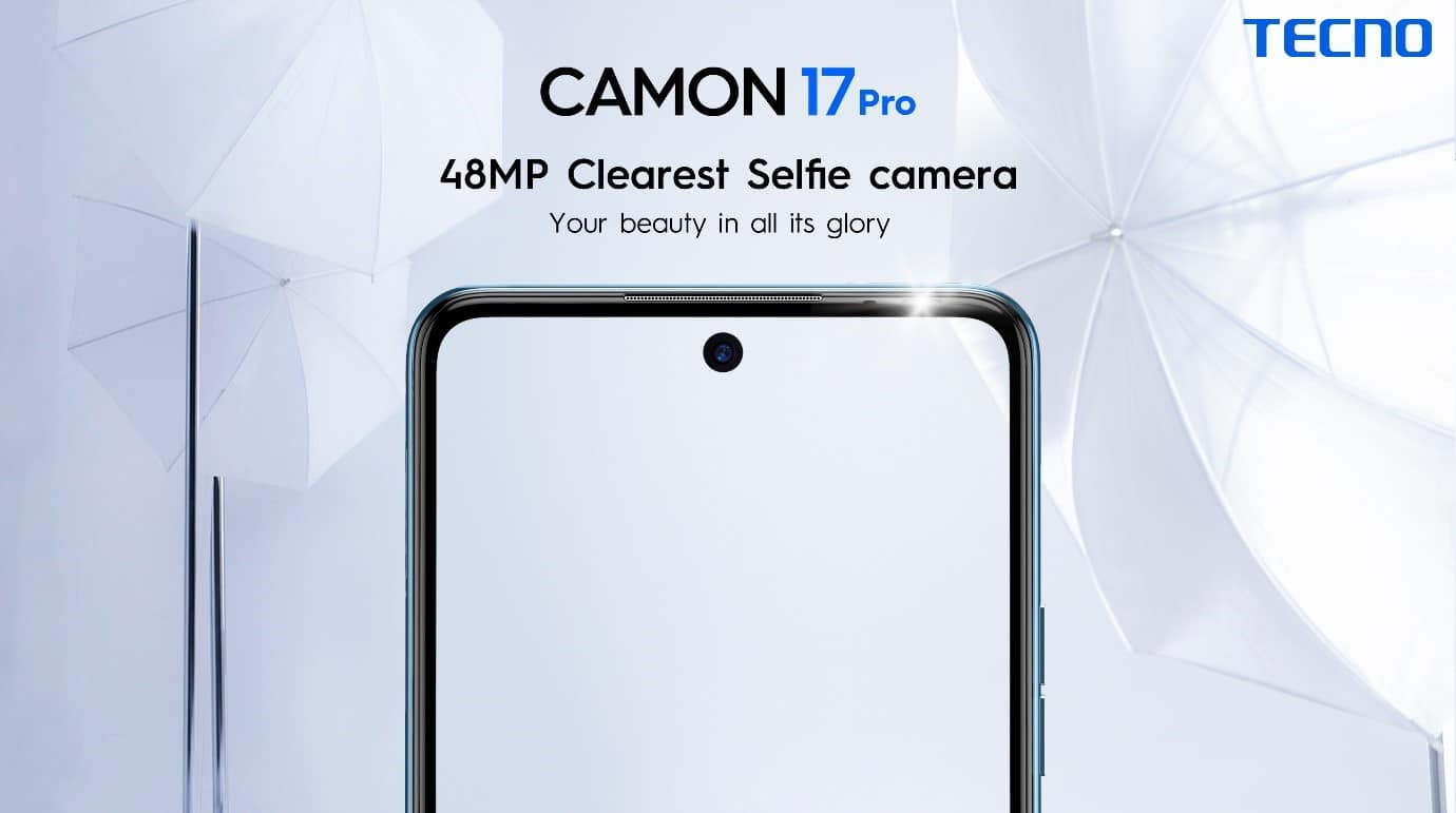 Take Your Gaming Skills to Another Level with Tecno's Camon 17 Pro