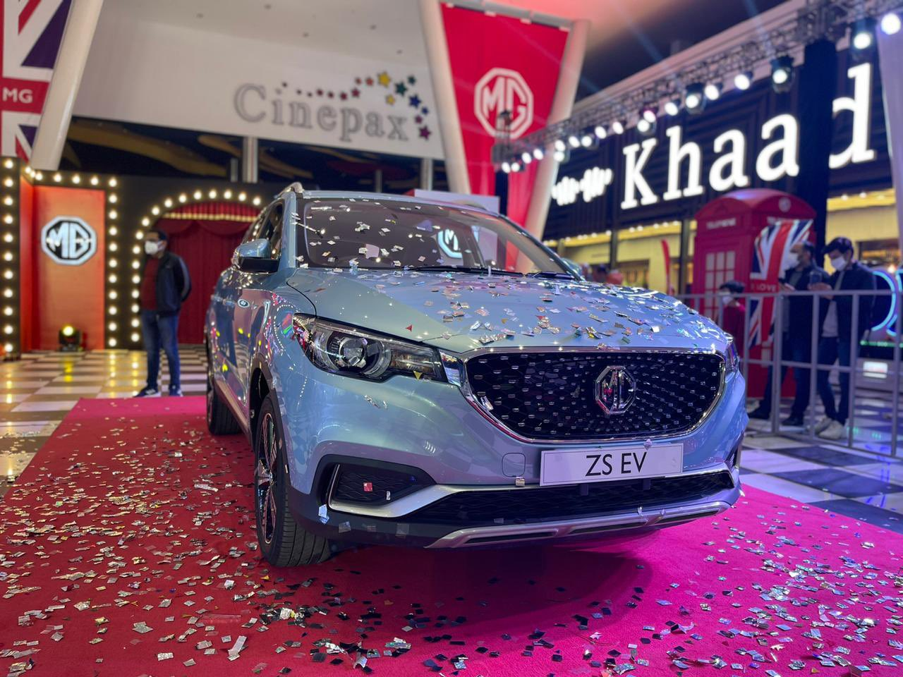 Price Revealed – MG ZS EV Now Available for Pre-Booking in Pakistan