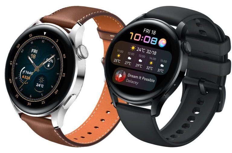 Huawei Watch 3 Specs Leak Ahead of Launch