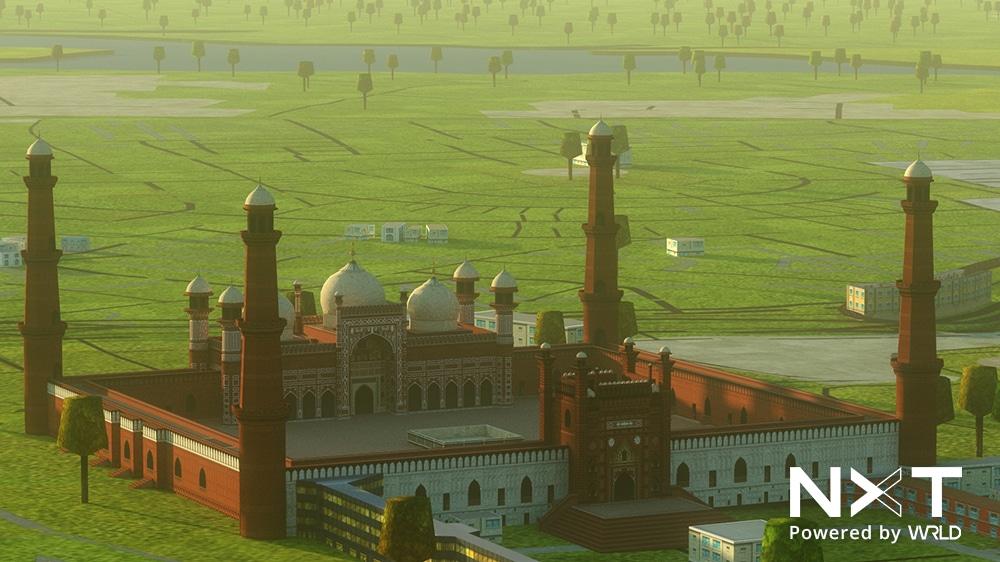 NETSOL's NXT Builds Pakistan in 3D