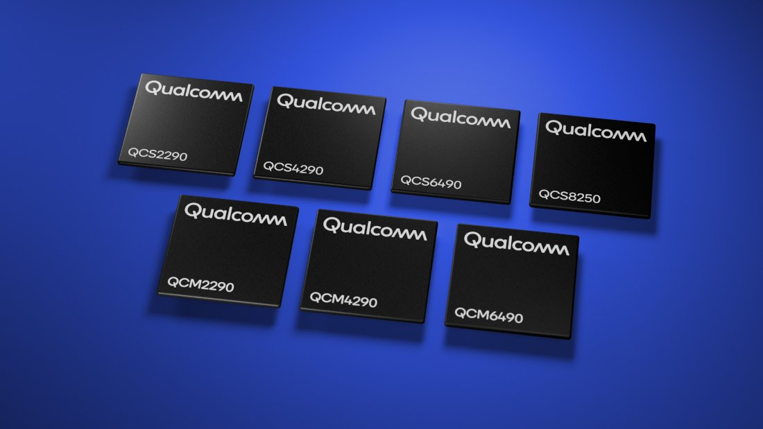 Qualcomm Announces New Hardware for IoT Devices