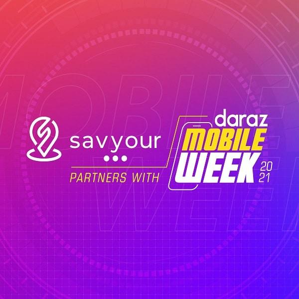 Savyour Makes Daraz Mobile Week Sale Even Better