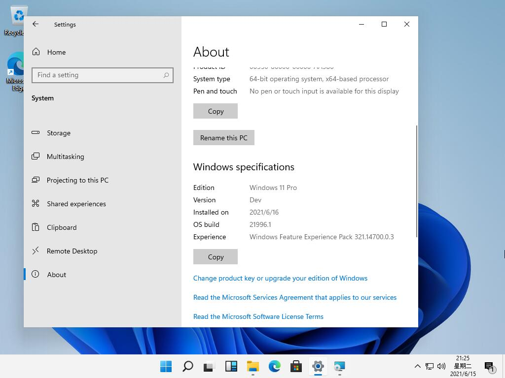 Here's Your First Look at Windows 11