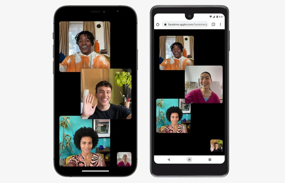 Apple's FaceTime Now Works on Android and Windows