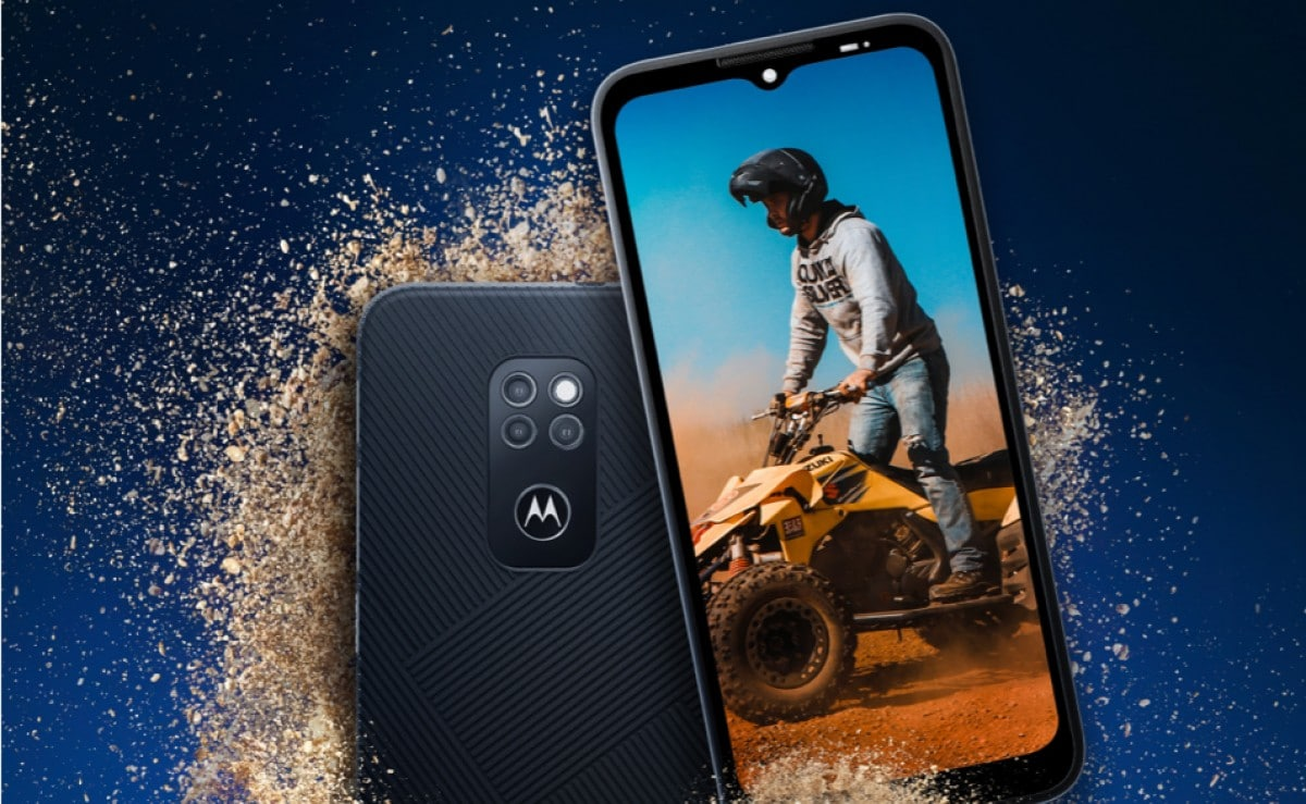 Motorola Defy Launched With A Drop-Proof and Water-Resistant Body