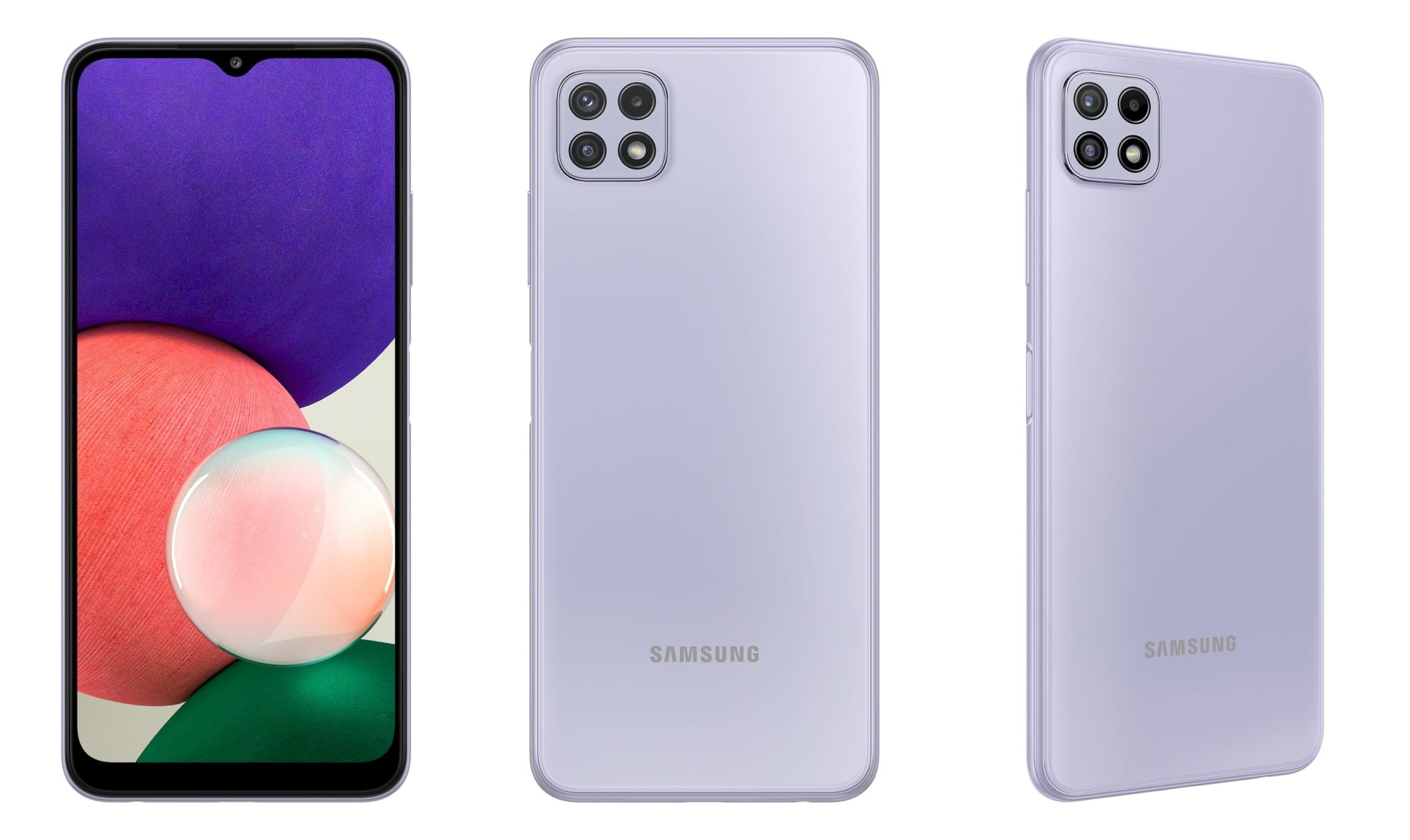 Affordable Samsung Galaxy A22 5G and LTE Officially Launched