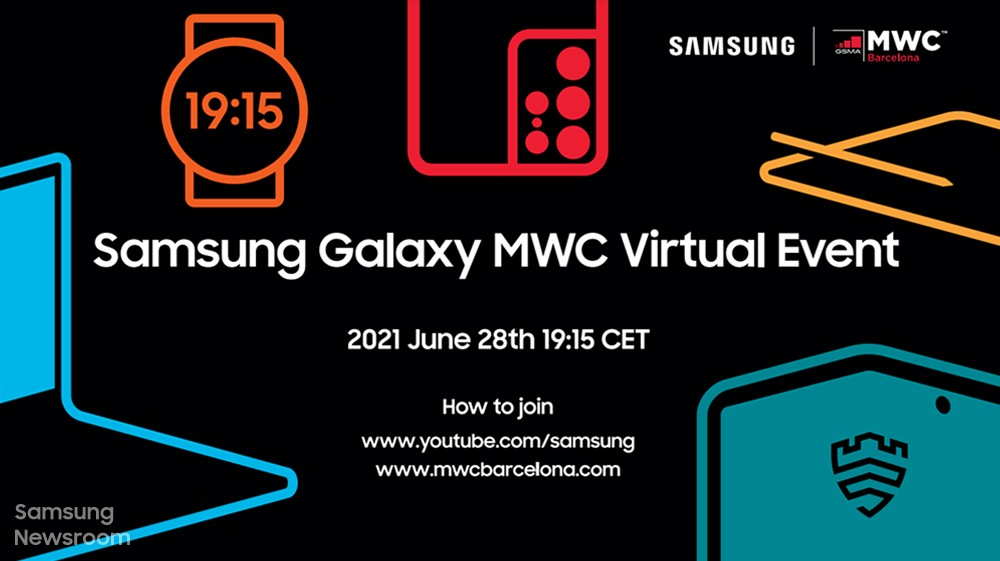 Samsung Teases Galaxy Z Fold 3, S21 FE, and More for MWC 2021