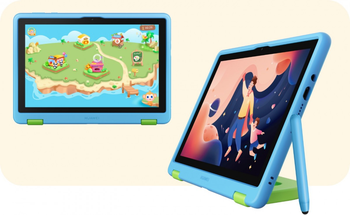 Huawei MatePad T10 Kids Edition Launched for $200