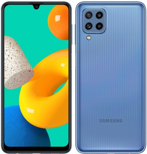 Samsung Galaxy M32 is Official With a 6,000 mAh Battery and 90Hz Display