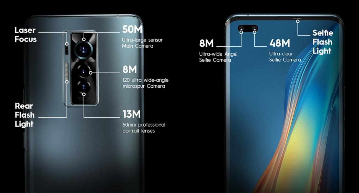 Tecno Phantom X Unveiled as the Company's First Premium Phone