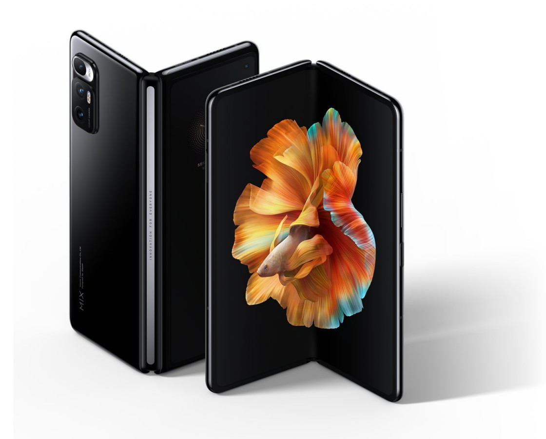 Xiaomi is Working on Another Foldable Phone