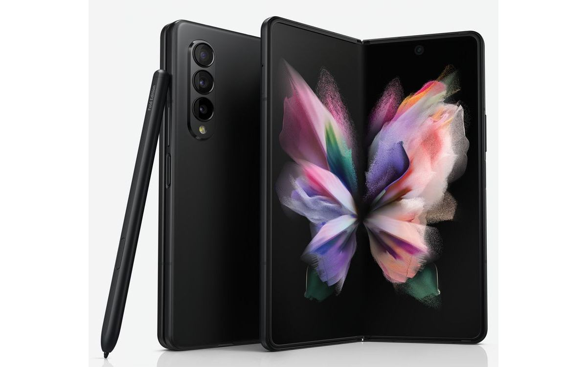 Samsung Galaxy Z Fold 3 and Z Flip 2's Official Images Leaked