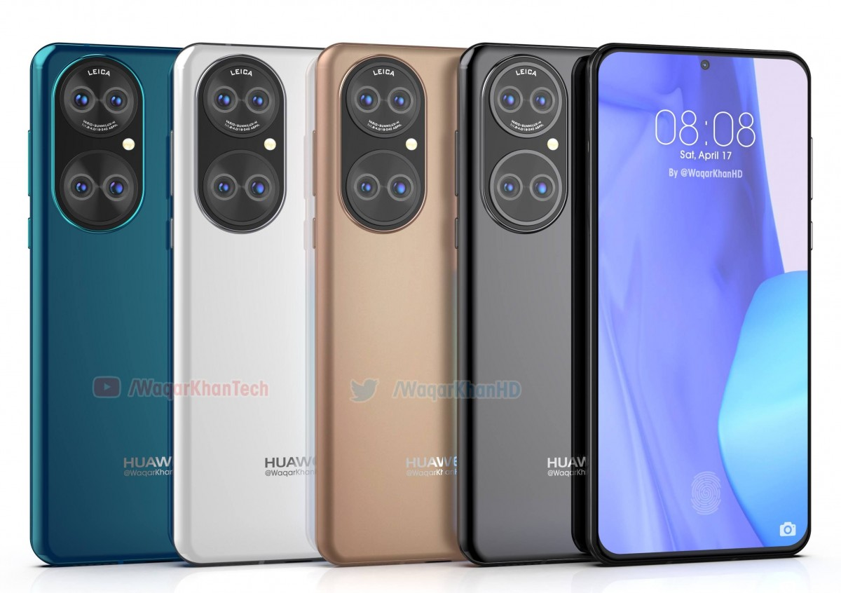 Huawei P50 May Launch Next Week With Huge Cameras