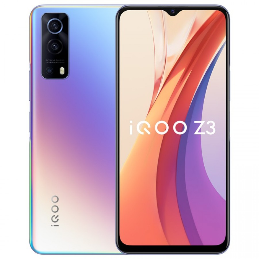 Vivo iQOO Z3 5G Goes Global With 120Hz Display and 55W Fast Charging