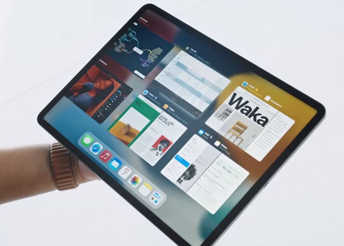 Apple Announces iPadOS 15 With an App Drawer And Better Multitasking