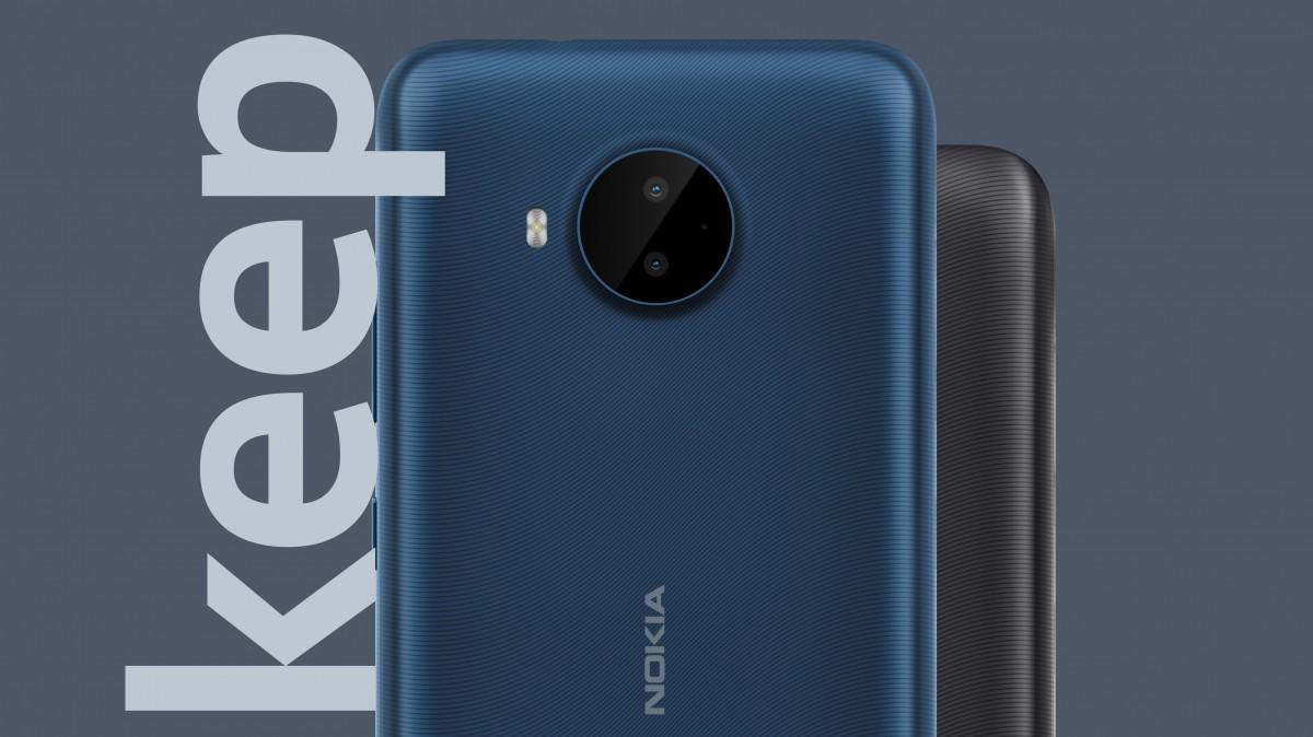 Nokia Announces Super Affordable C20 Plus Smartphone
