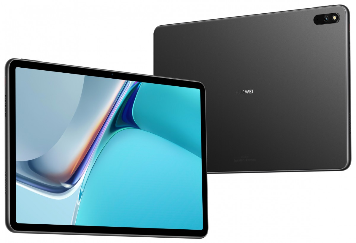 Huawei Launches MatePad Pro 12.6, 10.8 and MatePad 11