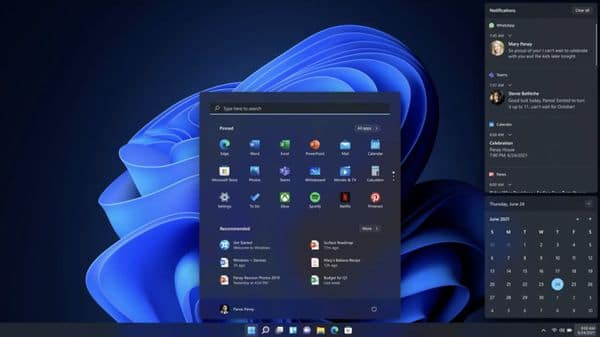 Microsoft Reveals Windows 11 With A New UI And Android Support