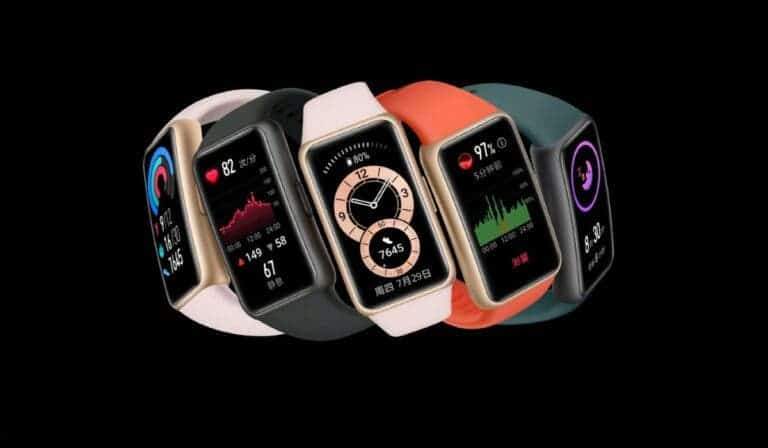 Huawei Announces Watch GT 2 Pro ECG And Band 6 Pro
