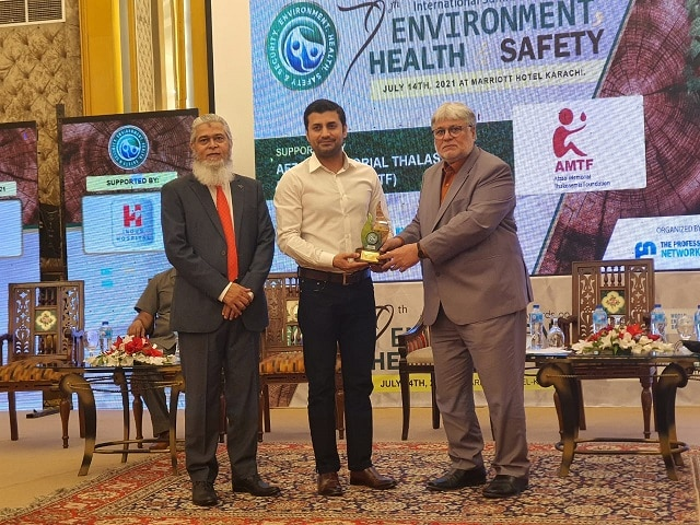 Telenor Pakistan Wins at the 7th International Awards on Environment, Health & Safety 2021